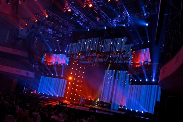 Live Entertainment Award 2012: Gala-Sound mit Sennheiser